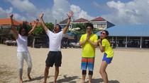 Tantangan Kuliner dari Rio dan Prisia untuk Kevin dan Patricia