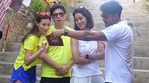 Rio Dewanto Tantang Kevin Hendrawan untuk Terakhir Kalinya di Medan