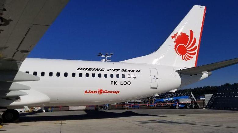 Dicek Kemenhub, Ada Masalah Minor di 2 Pesawat B737 MAX 8 Lion Air