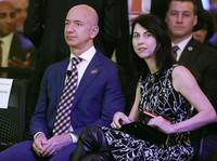 Jeff Bezos, MacKenzie