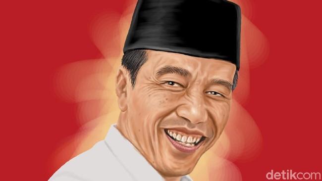 Calon Kuat Menteri, Jokowi Pecat Pejabat Tak Serius