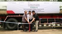Pertamina Pasok Produk EXDO-4 untuk Pabrik Ban di Bogor