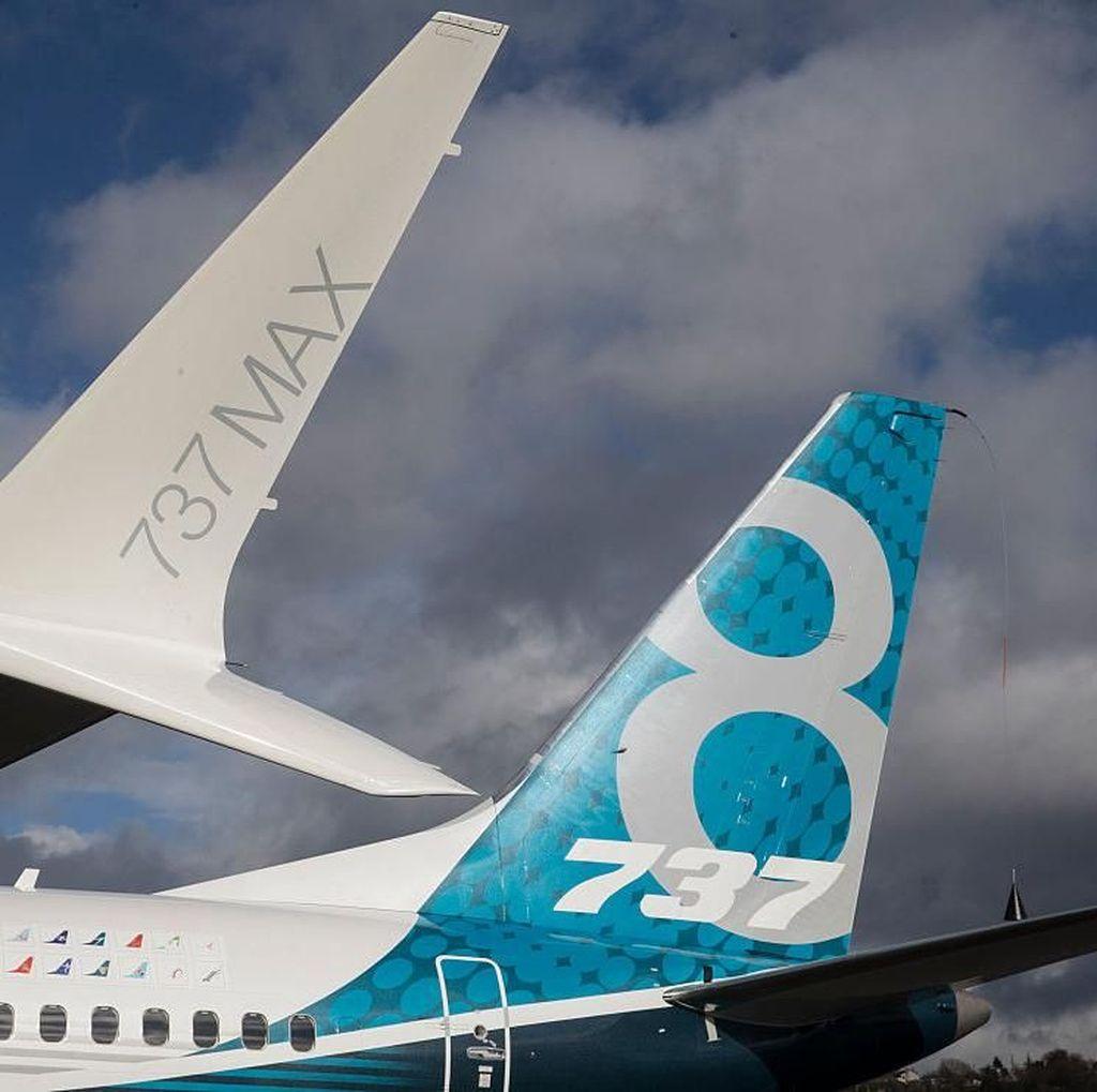 Alasan Garuda Batalkan Pesanan Boeing 737 MAX 8