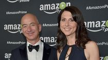 Mantan Istri Beramal Ratusan Triliun, Ini Komentar Jeff Bezos