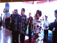 Jokowi Hadiri Our Ocean Conference