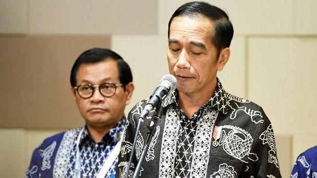 Kesaksian Istri Awak Mobil Tangki Penerobos Mobil Jokowi