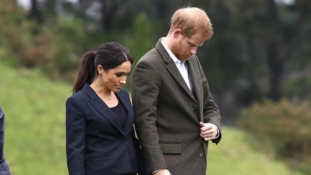 Kanada Tak Selamatkan Meghan Markle dan Pangeran Harry dari Paparazi