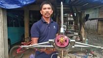 Siasat Sopir Angkot Bikin Pesawat Nirawak Biar Biaya Tak Bengkak