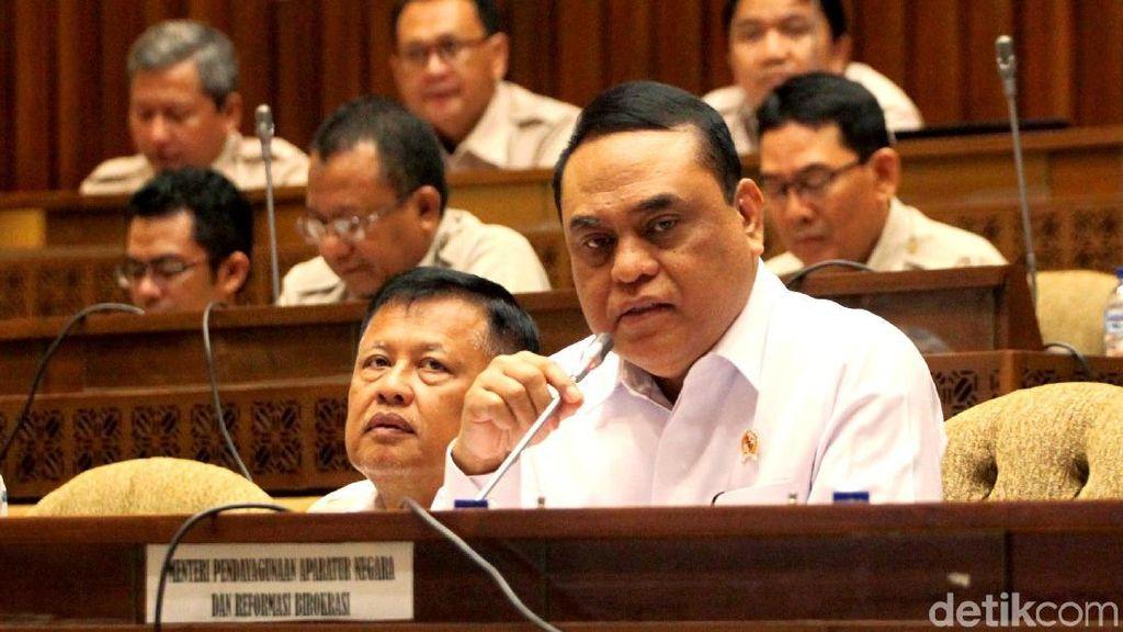 300 PNS Terpidana Korupsi Segera Dipecat