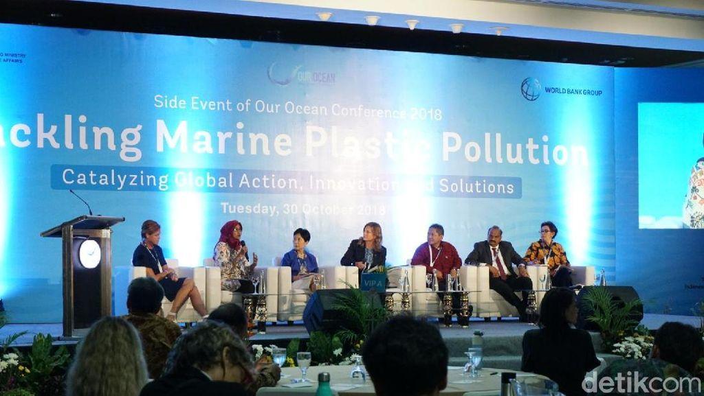 World Bank Puji Upaya RI Bereskan Masalah Sampah di Laut