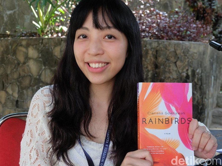Clarissa Goenawan Promosikan Novel Rainbirds ke 3 Kota di Israel