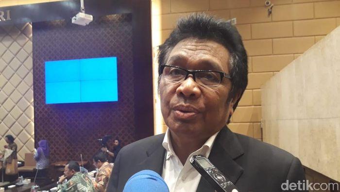 Foto: Anggota Komisi V DPR Ridwan Bae (Tsarina/detikcom)