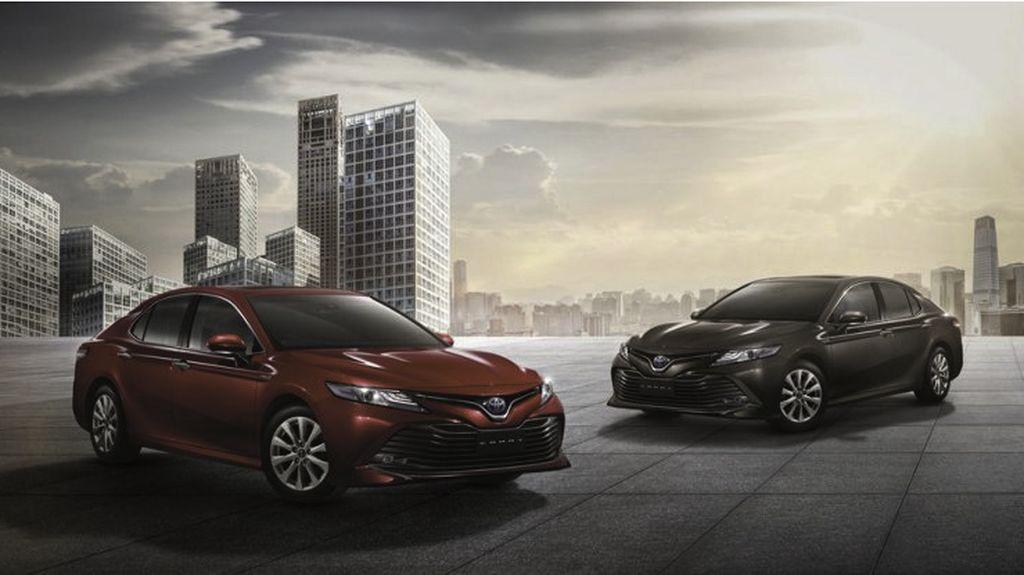 Model Baru Sedan Toyota yang Pernah Jadi Mobilnya Menteri