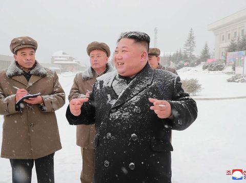 Unik, Pemerintahan Kim Jong-un Ciptakan Mantel yang Bisa Dimakan