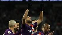 Mahrez Dedikasikan Golnya untuk Mendiang Bos Leicester