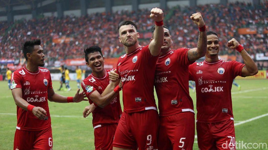 Klasemen Liga 1 Usai PSM Kalah dan Persija Menang atas Barito Putera