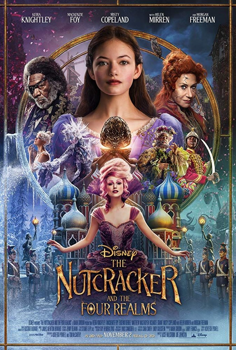 The Nutcracker And The Four Realms Foto: (imdb.)