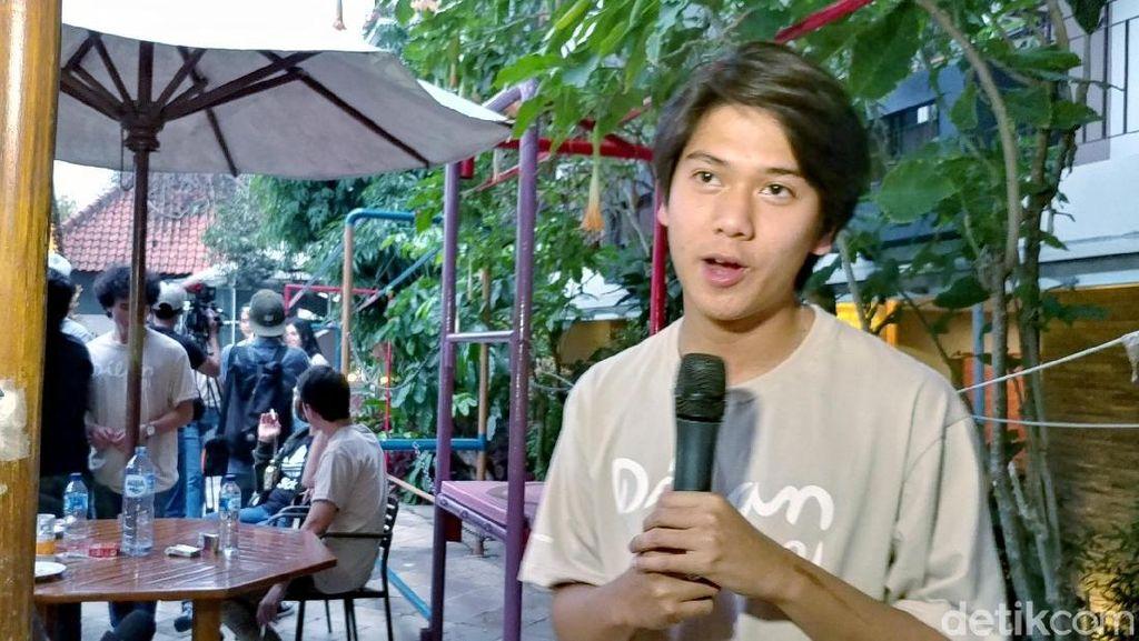 Iqbaal Ramadhan Didapuk Jadi Personel Pee Wee Gaskins