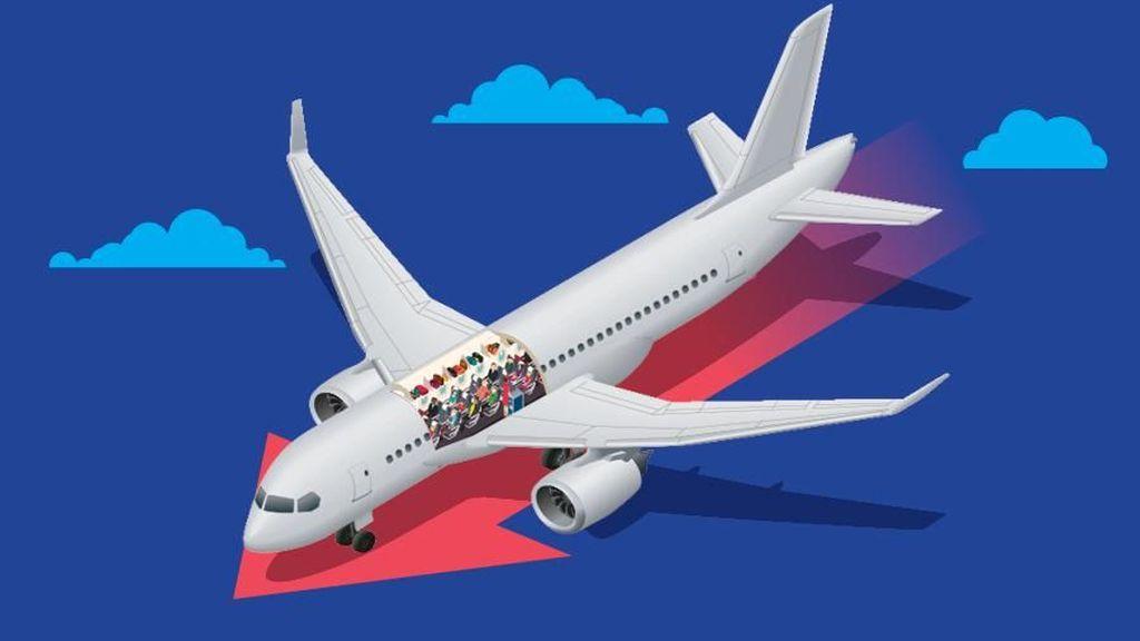 Boeing Terbitkan Panduan Keamanan untuk Pesawat B 737 MAX 8