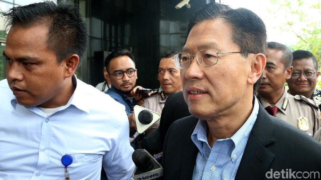 James Riady Tak Hadiri Sidang Meikarta, Jaksa KPK Kesulitan Hubungi