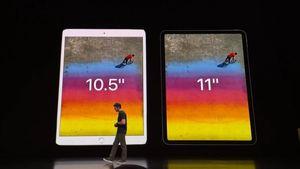iPad Pro Baru Resmi Dirilis, Tanggalkan Tombol Home
