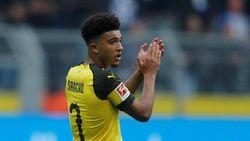 Dortmund: Jadon Sancho Takkan ke Mana-Mana
