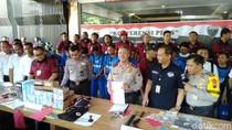 Selama 20 Hari, Polda Jateng Tangkap 344 Penjahat