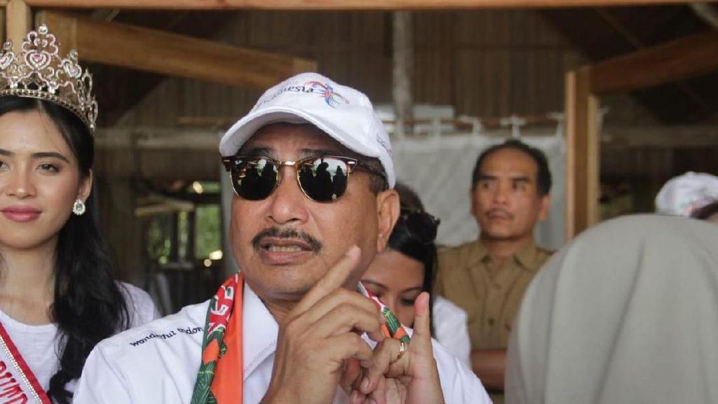 Akibat Bencana, Jumlah Kunjungan Wisman ke Indonesia Menurun