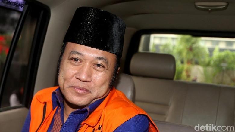KPK Identifikasi Aliran Pencucian Uang Zainudin Hasan untuk Parpol