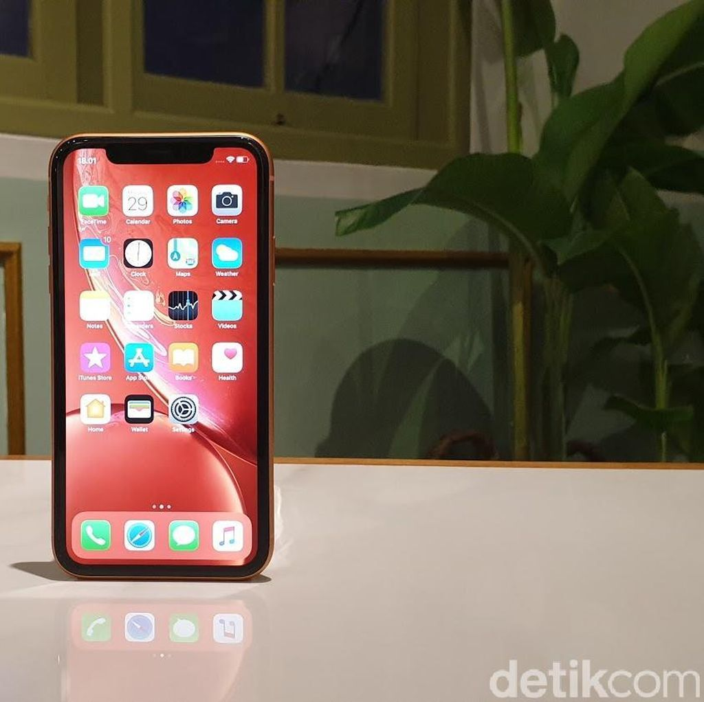 iPhone Jadi Ponsel Paling Laku di Harbolnas China
