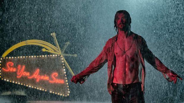 'Bad Times At El Royale': Kesialan yang Menyenangkan