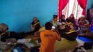 Tim DVI Ambil Sampel Ortu Pramugari Alfiani untuk Identifikasi