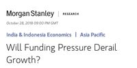 Duh, Ada Ramalan Mengejutkan dari Morgan Stanley soal CAD RI