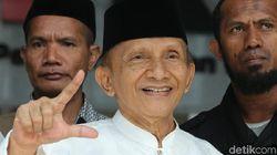 Niat Amien Rais Jewer Haedar Jika Muhammadiyah Tak Memilih di Pilpres