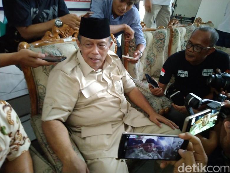 Djoko Santoso: BPN Prabowo-Sandi Tolak Penghitungan Suara KPU