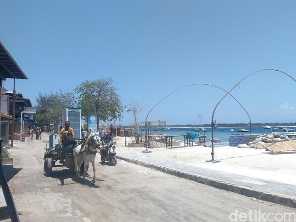 Dengan terapan tersebut, Gili Trawangan diharapkan bisa terjaga di masa depan dan kembali jadi tujuan favorit wisatawan (Harianto/detikTravel)