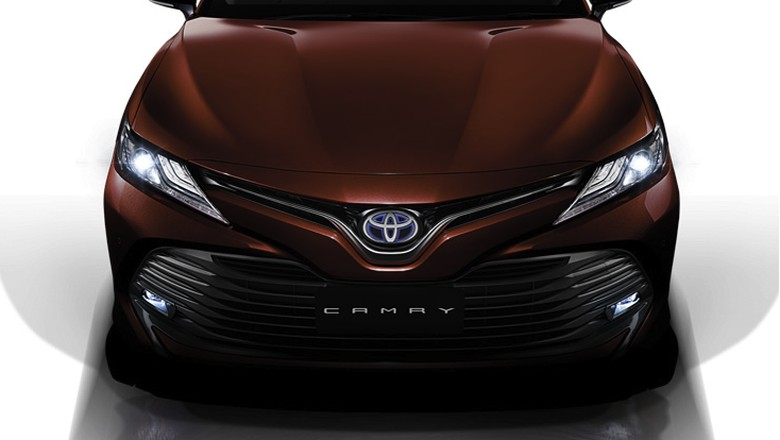 Camry. Foto: Toyota Thailand