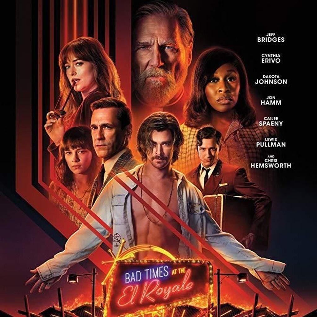Bad Times At El Royale: Kesialan yang Menyenangkan