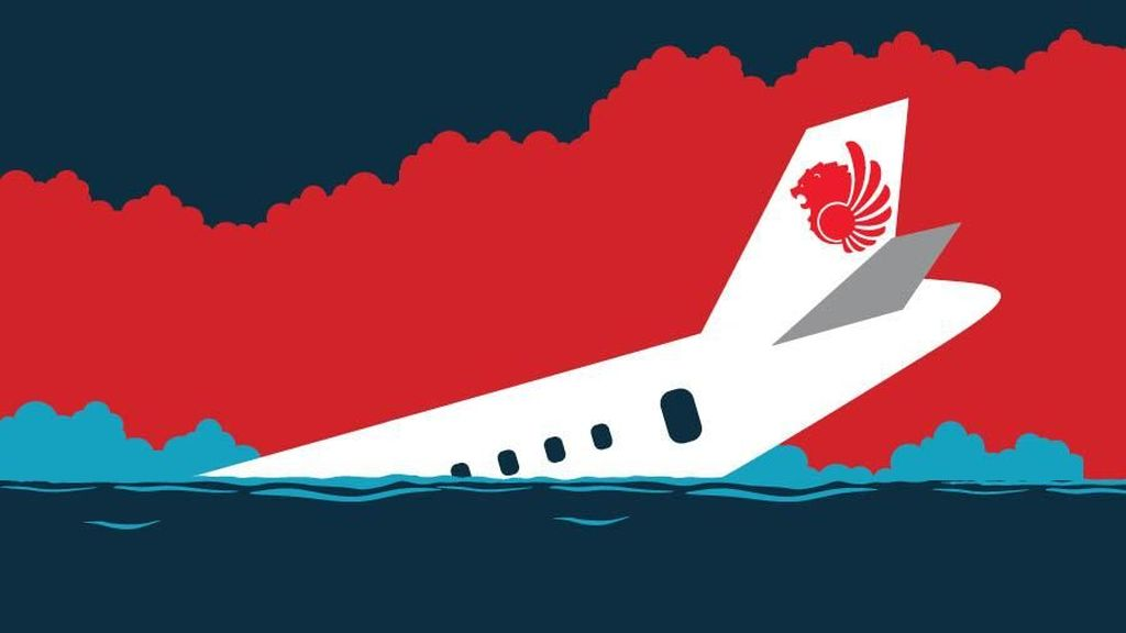 Lion Air dan 12 Kecelakaan Pesawat di Dunia Sepanjang 2018