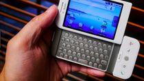 Melihat HTC Dream, Ponsel Pertama Android 10 Tahun Lalu