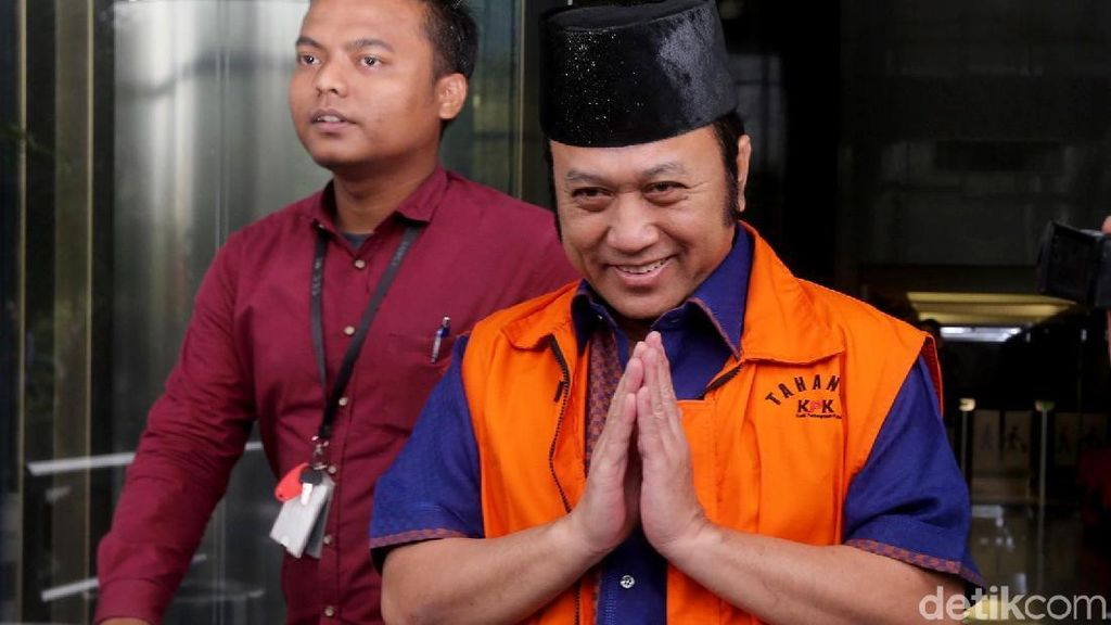 Zainudin Hasan Diminta Balikin Rp 66 Miliar, ke Mana Lari Uangnya?