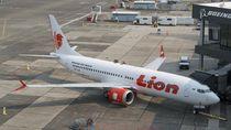 Tanggapi KNKT, Boeing Soroti Keputusan 2 Pilot Lion Air PK-LQP