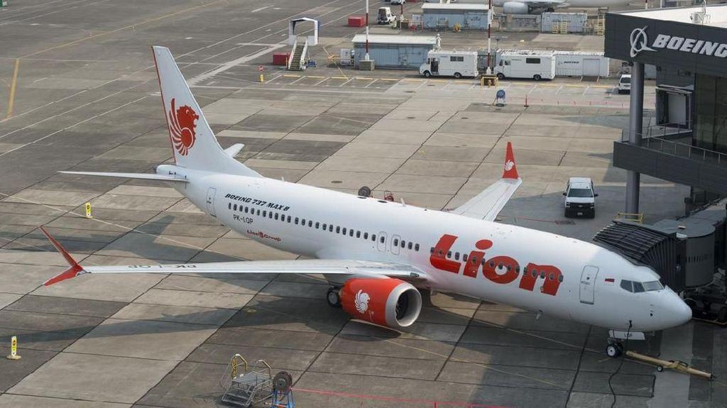 Kemenhub Minta Lion Air dan Garuda Periksa Boeing 737-8 Max