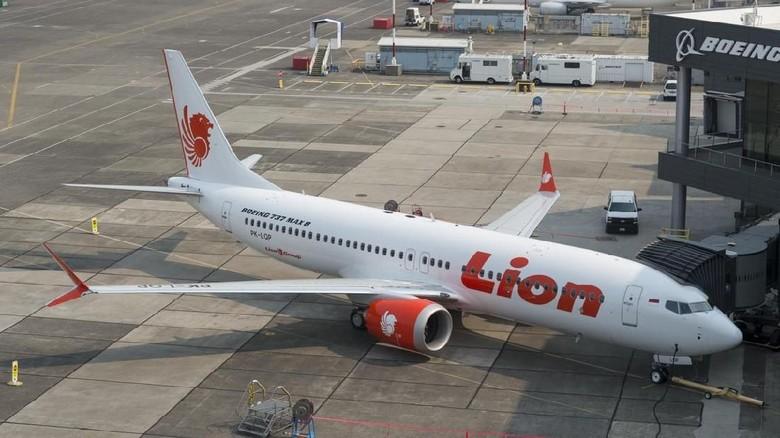 KNKT: Lion Air PK-LQP Denpasar-Jakarta Harusnya Tak Lanjut Terbang