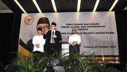 Di Padang, Zulkifli Minta Masyarakat Tak Golput Saat Pilpres 2019