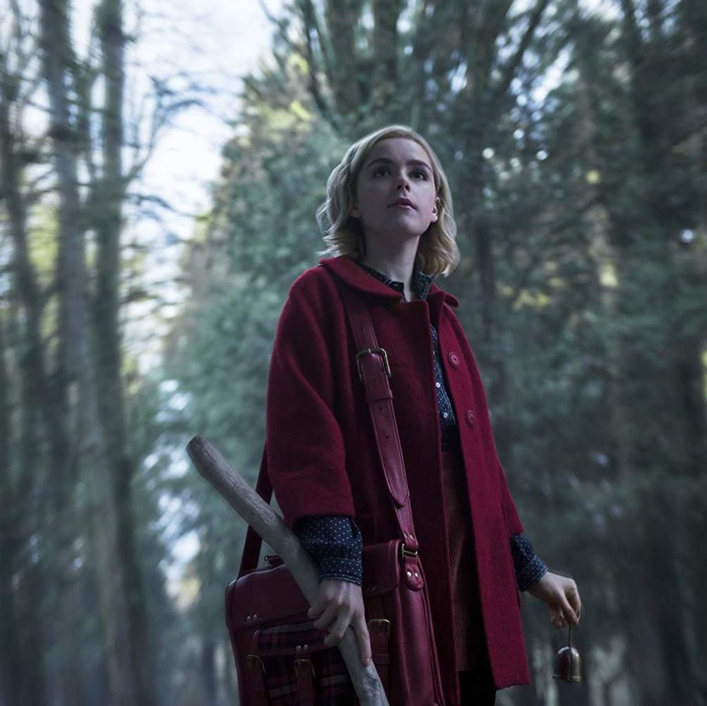 Bocoran The Chilling Adventures of Sabrina 2 Rilis April 2019