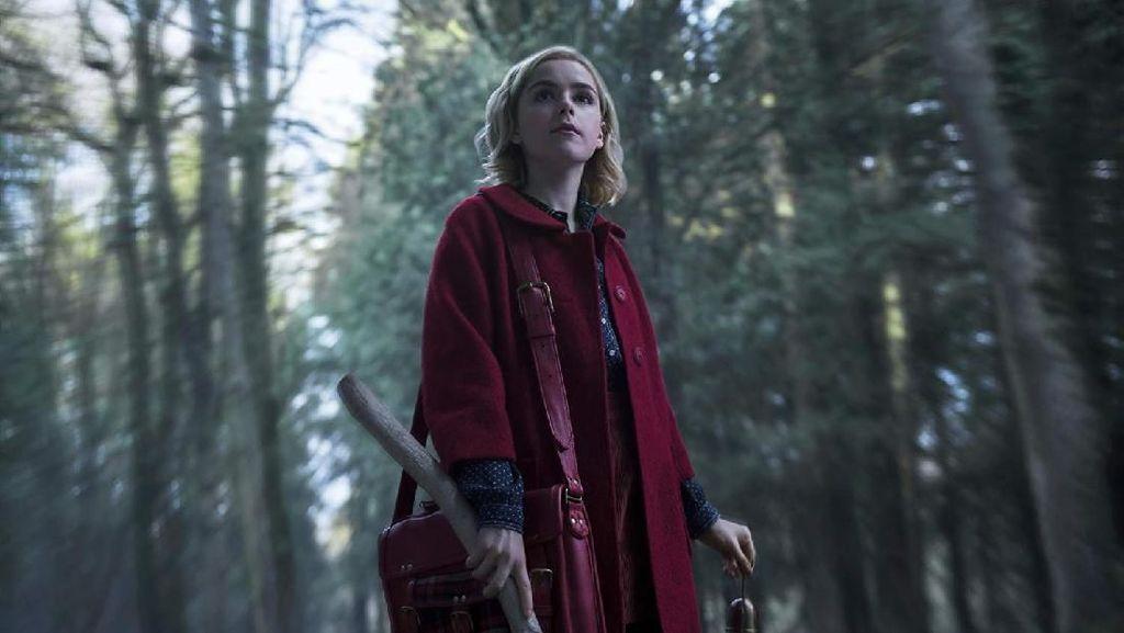 Si Penyihir Sabrina di Netflix Kini Diadaptasi Jadi Komik