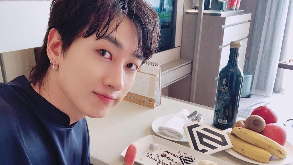 Eunhyuk Suju Sering Minum Soda dan Kulineran Bareng Donghae