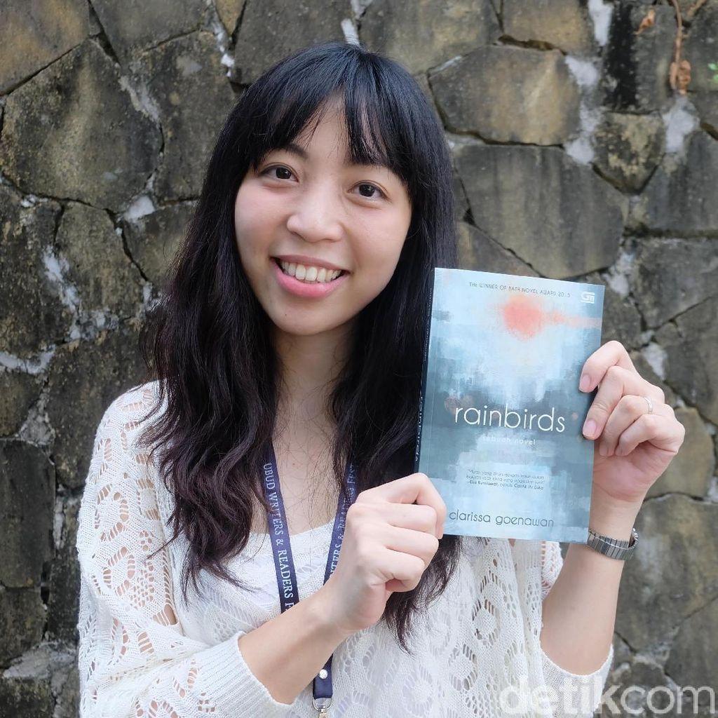 Sastra Jepang hingga Manga Pengaruhi Karya Clarissa Goenawan