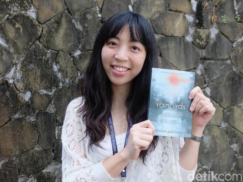 Novel Clarissa Goenawan Rainbirds Kini Rilis dalam Versi Bahasa Prancis